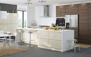 IKEA Kitchen & Bathroom Installation Services North Shore Greater Vancouver Area image 5