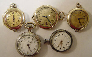Collector buying: Watches, pocketwatches, silver/gold coins etc.
