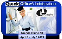 Quick Office Administration -Bookkeeping Course