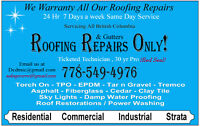 Roofing Inspections, Roofing Service , Commercial & Residential