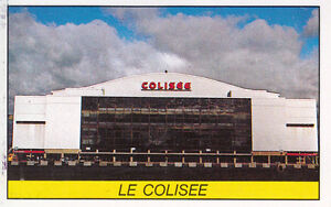 1989-90 PANINI STICKERS # 337 LE COLISEE