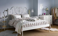 bed frame ikea double bed