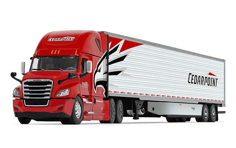 1/64 DCP Cedarpoint Trucking - Freightliner Cascadia with High-Roof Sleeper and