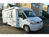 CI Cipro 85 Top-Class Rear Fixed Single Beds Motorhome For Sale