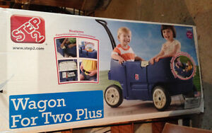 2 seater wagon - New in box!