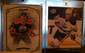 Connor McDavid rookie card lot