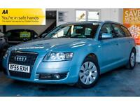 2005 AUDI A6 AVANT 2.0 TDI SE 5DR TIMING BELT CHANGED! GOOD SERVICE HISTORY! EST