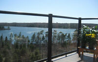 ★★TOP FLOOR Direct Views of Morris Lake 2 Bed+DEN★★
