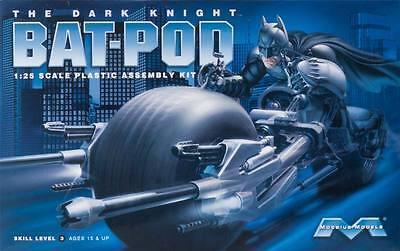 NEW Moebius 1/25 Batman Dark Knight Pod 920