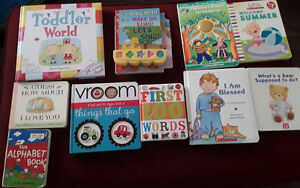 Toddler Books : $0.50 each OR all 12 for $5