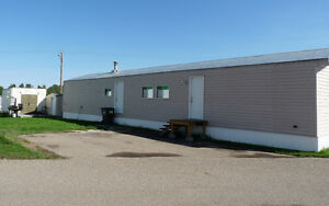 Updated Mobile Home in Coalhurst
