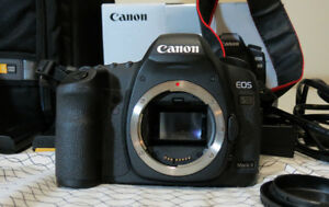 Canon EOS 5D Mark II > body only