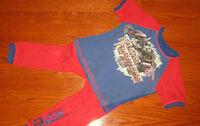 Pyjamas Transformers garcon - Gr 4T - Boys Transformer Pyjamas