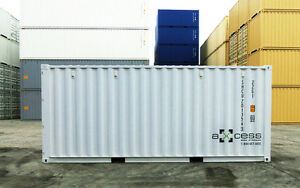 Shipping Containers-Storage Containers (SeaCans) Buy-Rent