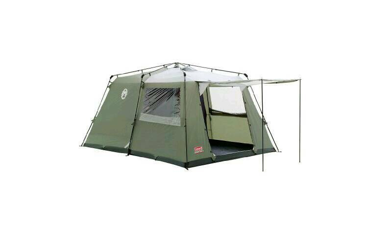 Coleman instant 4 tent  sc 1 st  Gumtree & Coleman instant 4 tent | in Mablethorpe Lincolnshire | Gumtree