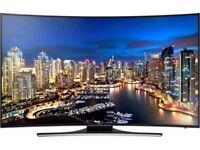 SAMSUNG 65 INCH 4K ULTRA HD CURVED SMART LED TV (UE55HU7200)