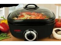 COOKS 8 IN 2 MULTI COOKER PROFESSIONAL