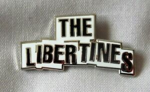 NEW-The-Libertines-enamel-badge-Babyshambles-Pete-Doherty-Mod-Indie