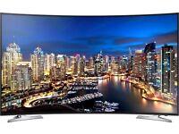 "SAMSUNG 55"" SMART 4K UHD CURVED LED TV (UE55HU7100)"