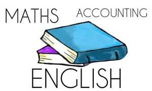 English Tutor P - 12 (VCE)/Maths P - 10/Accounting (VCE)