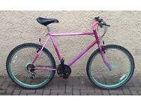 "Bike/Bicycle. GENTS "" UNKNOWN "" MOUNTAIN BIKE"