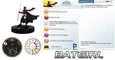 BATGIRL #016 #16 Batman DC HeroClix