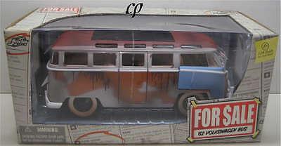 Jada 1962 Volkswagen Vw Bus Van 1:24 For Sale Dub/jada