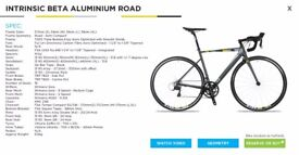 13 Intrinsic Beta Road Bike 2015