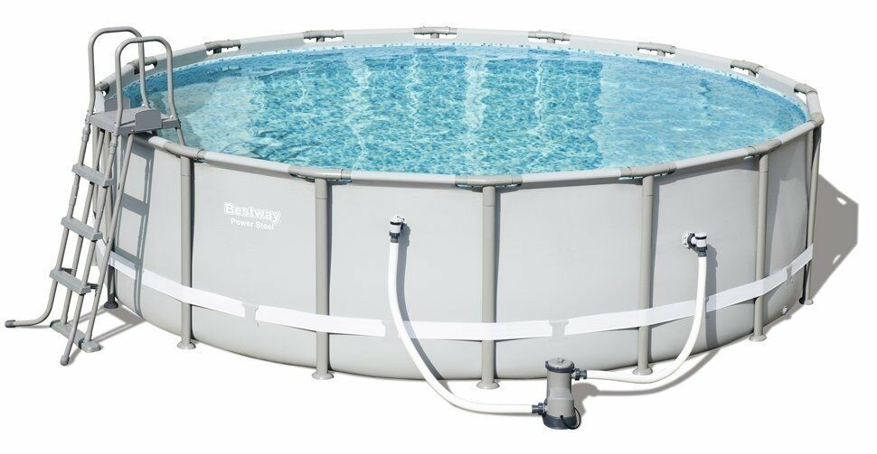 Intex Ultra Frame 16\' dia swimming pool   in Exeter, Devon   Gumtree