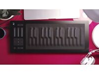 Bluetooth & Midi Keyboard Roli 25 - £450