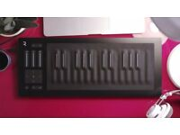 Roli 25 - Midi & Bluetooth Keyboard - £450