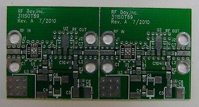 Develop Pcb For Hittite Hmc311lp3 Sot89 Mmic Amplifier Qty.2