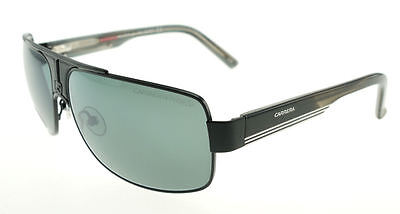 CARRERA 7000 Aviator Sonnenbrille 003 RT Matt Black/ Grey Polarized, Neu m. Etui
