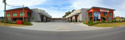 Lease - Industrial/Warehouse - Offices - Showroom
