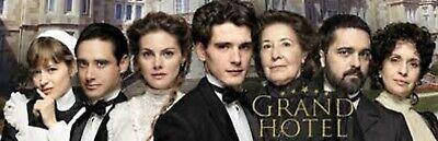 GRAN HOTEL,SERIE ESPAÑA,22 DVD,3 TEMP,ENGLISH SUBTITLES CON AMAIA SALAMANCA