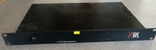Z Systems Z16.16r Digital Audio Crosspoint