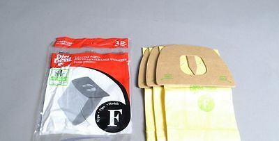 2PK OF 3 Vacuum Bags, Dirt Devil Canister-Micro Fresh Type F, part - Micro Fresh Part