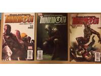 Thunderbolts Comics