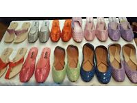 Women Flats Khussa shoe Juti