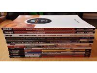 Comics & Graphic Novels collection (14 graphic novels and 15 comics)