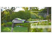 Gtech Cordless Hedge Trimmer HT20 Brand New..!