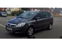 2009 Vauxhall Zafira 1.9 CDTi Exclusiv ,Full Service History, P/X WELCOME