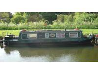 38ft Narrow Boat Pippin