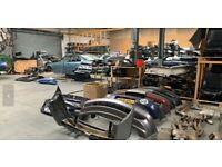 Breaking BMW 1 3 5 series for Parts - Body panels / Engine parts / Suspension / Seats Door Panels