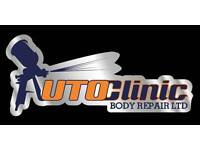 Vehicle Body Repair Technician