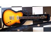 Ovation VTX guitar with hard case