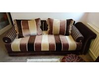 Authentic Moroccan Sofa. 3 different covers. Large. Great condition.