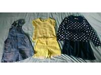 Huge clothes bundle girls age 6-7