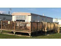 6 berth 3 bed caravan,ingoldmells,skegness,DOG FRIENDLY,mon-fri 21-25th £110 plus bond