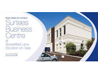 Business Office Space to let from £225 per month (Surtees Business Centre)